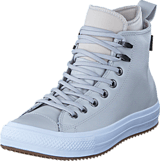 Converse - All Star WP Boot Leather Hi Pale Putty/Pale Putty/White