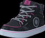Footi - Cannon Warm Black/Pink