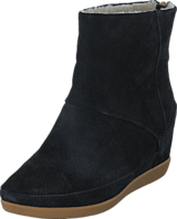Shoe The Bear - Emmy Fur Black