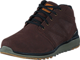 Salomon - Utility Chukka Ts Wr Trophy Brown/Black/Dark Tita