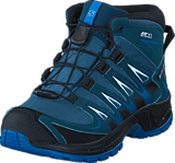 Salomon - Xa Pro 3D Mid Cswp J Mallard Blue/Reflecting Pond