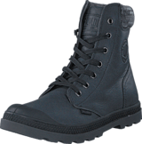 Palladium - Pampa Hi Knit LP Black