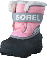 Sorel - Snow Commander Toddler 651 Cupid Dove