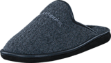 Hush Puppies - Felt Slipper 4957 Grey