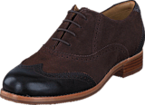 Sebago - Claremont Brogue Brown