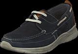 Senator - 451-9607 Comfort Sock Navy Blue