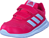 adidas Sport Performance - Altarun Cf I Real Pink/Ftwr Wht/Vivid Berry