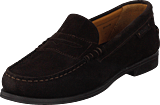 Sebago - Plaza Ii Brown Suede