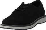 Swims - Barry Derby Knit Black/Gray/Graphite