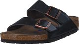 Birkenstock - Arizona Soft Smooth Leather Brown