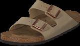 Birkenstock - Arizona Slim Leather Tabacco Brown