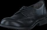 Birkenstock - Laramie Low Black Natural Leather