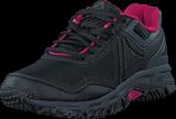 Reebok - Ridgerider Trail 3.0 Black/Ash Grey/Acid Pink
