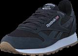 Reebok Classic - Cl Leather ESTL Coal/White