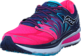 Saucony - Hurricane Iso 2 Blue/pink