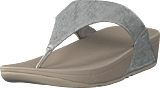 Fitflop - Lulu Shimmer TP Silver