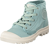 Palladium - Pampa Hi Ladies Gray Mist