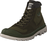 Palladium - Pampa Hi Knit Burnt Olive