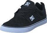 DC Shoes - Heathrow Vulc Black/White