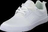 DC Shoes - Heathrow Vulc White