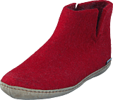 Glerups - Low Boot Red