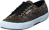 Superga - Fabricfanplw Animal Brown