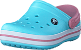 Crocs - Crocband Clog K Ice Blue/white
