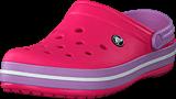Crocs - Crocband Paradise Pink/iris
