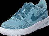 Nike - Nike Air Force 1 Lv8 (gs) Ocean Bliss/noise Aqua-white