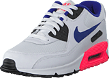 Nike - Nike Air Max 90 Essential White/ultramarine-redblack