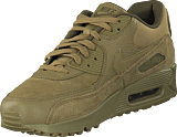 Nike - Men's Nike Air Max 90 Premium Olive/neutral Olive Medium