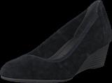 Tamaris - 22320-004 Black Suede