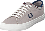Fred Perry - Kendrick Tipped Cuff Canvas 1964 Silver / French Navy