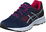 Asics - Patriot 9 Gs Indigo Blue/silver/purple