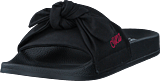 Svea - Alex Knot Slipper Black