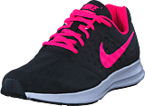 Nike - Downshifter 7 Gs Black/hyper Pink-white