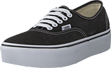 Vans - Ua Authentic Platform 2.0 Black