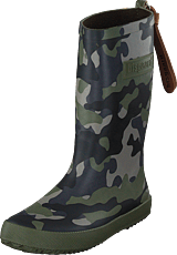 Bisgaard - Fashion Rubberboot Camoflage