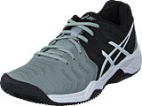Asics - Gel-resolution 7 Clay Gs Mid Grey/black/white