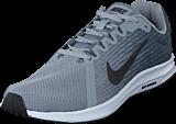 Nike - Downshifter 8 Grey / Silver / White